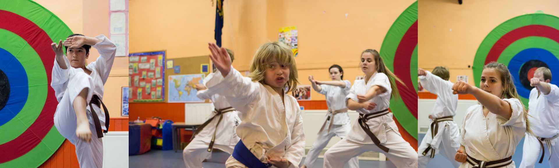 Thackley Shotokan Tigers Karate Club