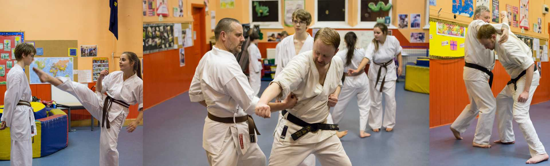Sensei Tony Cheetham-Hudson